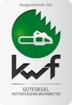 KWF-Zertifikat
